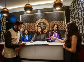 HOTEL PARK VICTORIA, hotel in Kolkata