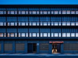 hotel tou nishinotoin kyoto, hotel in Kyoto