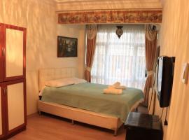 Mom's Home, апартаменты/квартира в Стамбуле