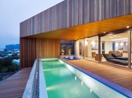 Bayhill Pool & Villa, boutique hotel in Seogwipo