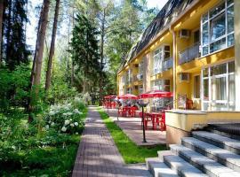 Yahonty Istra, hotel in Lechishchevo