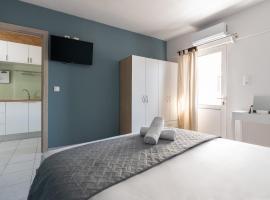 antéste Ierapetra sea & city, budget hotel in Ierápetra