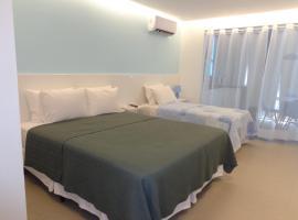 HOTEL GARVEY FLAT 321, budget hotel in Brasilia