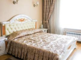 Smart Hotel КДО Новокузнецк, отель в Новокузнецке