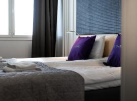 Hotelli Loimu, hotelli Raisiossa lähellä maamerkkiä Ruissalo