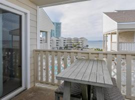 G9 - Home away from Home with water views, apartment in Pensacola Beach