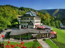Hotel Praha, hotel near Ski Areal Hromovka, Špindlerův Mlýn