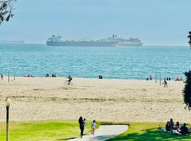 Ocean air Belmont shore, vacation rental in Long Beach