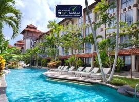 Prime Plaza Hotel Sanur – Bali, отель в Сануре