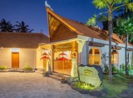 Abhirama Villas and Spa, apartment in Ubud