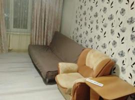 однокомнатная квартира всего в 5 минутах от моря, apartment in Gelendzhik