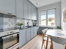 Lion Apartments - Ibiza – apartament w mieście Sopot