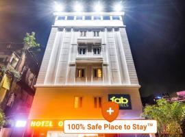 FabHotel Orion Crystal Park Circus, hotel in Kolkata