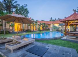 Abhirama Villas by Supala, apartment in Ubud