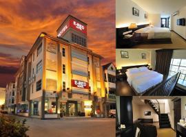 E Red Hotel Sunway, hotel near Sunway Carnival Mall, Perai