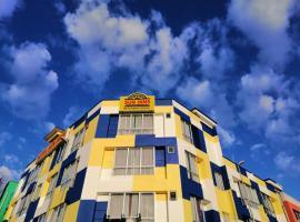 Sun Inns Hotel Meru Raya, hotel in Ipoh
