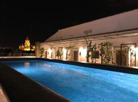 Aquitania Home Suites, appartamento a Siviglia