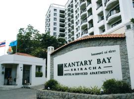Kantary Bay Hotel And Serviced Apartments Sriracha, hotel in Si Racha