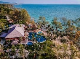 Ocean Bay Phu Quoc Resort and Spa, family hotel in Phu Quoc