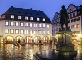 Altstadt Hotel & Café Koblenz, hotel in Koblenz