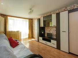 Уютная Квартира У Метро Бурнаковская, отель в Нижнем Новгороде