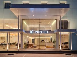 โรงแรมมิ้นท์เทล หัวหมาก Mintel Huamark โรงแรมใกล้ สนามราชมังคลากีฬาสถาน ในกรุงเทพมหานคร