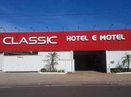 Hotel e Motel Classic, hotel in Santa Cruz do Sul