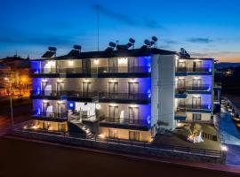 ASTERAS STUDIOS, accessible hotel in Paralia Katerinis