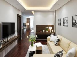 Eco Luxury Hotel, hotel in Hanoi