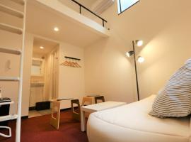 Apartment Sanjo, serviced apartment in Nara