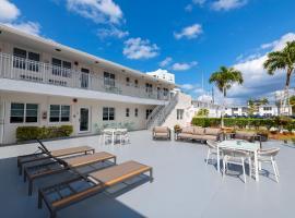 Sorrento Apartments by Moderno, apartamento em Miami Beach