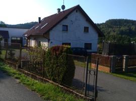 Apartmán v Chlistove, ubytování v destinaci Klatovy