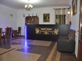 Aramazd, hotel in Yerevan