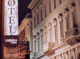 Hotel L'Aquila, hotel a L'Aquila