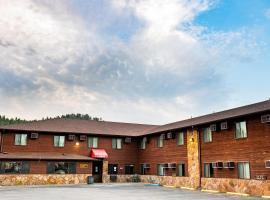 Econo Lodge Custer, hotel near Mount Rushmore, Custer