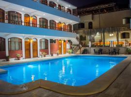 Hotel Curasi, hotel in Ica