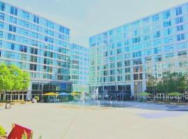 Blue Diamond, apartment in Milton Keynes