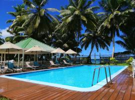 Le Relax Beach Resort, отель в Гранд Анс Праслине