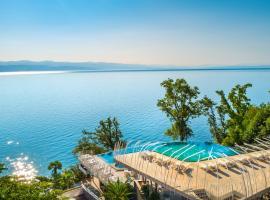 Grand Hotel Adriatic, romantic hotel in Opatija