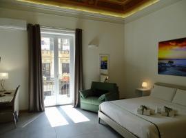 Le Quattro Stagioni - Rooms & Suite, hotel in zona Porto di Palermo, Palermo