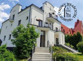 Rezydencja Biały Dworek – hotel w Wiśle