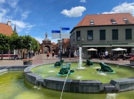 's Lands Welvaren, hotel in Aardenburg