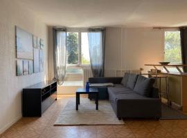 Studio 33m2 spacieux et lumineux, hotel in Montpellier