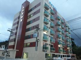 LUXOR VEROLME HOTEL, hotel near Turtle's Beach, Angra dos Reis
