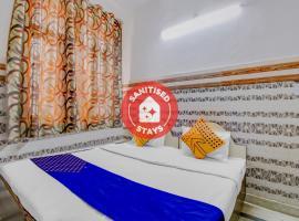 SPOT ON AGR489 Hotel Relax, hotel near Agra Airport - AGR, Agra