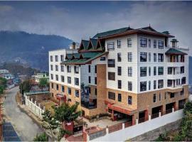 Sobralia Casino Resort & Spa, hotel in Namchi
