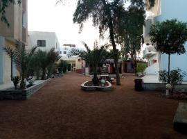 Oasis Fighting Kangaroo, hotel in Dahab