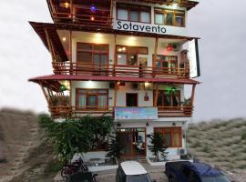 Hotel Sotavento, hotel em Montañita