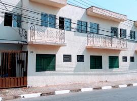 Hospedaria São Benedito, hotel em Guararema