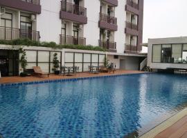 Almeera Hub Syariah, hotel near University of Indonesia, Depok